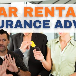 Don't buy rental car insurance - Unless you can't afford Loss of use